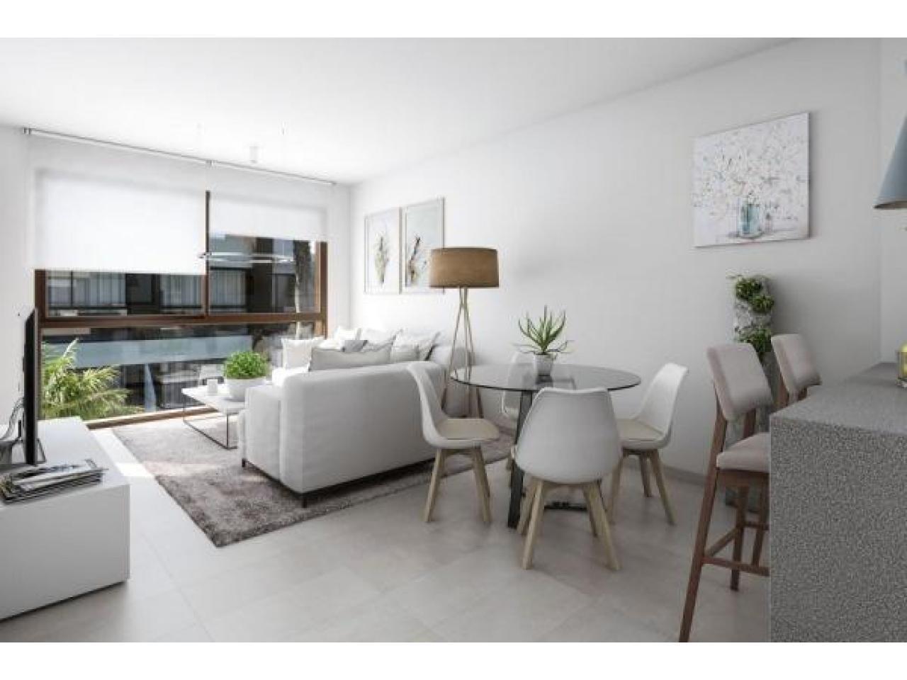 Недвижимость в Испании, Новые бунгало рядом с морем от застройщика в Сан-Педро-дель-Пинатар - 2