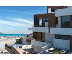 Недвижимость в Испании, Новые квартиры с видами на море от застройщика в Бенидорм - Image 1