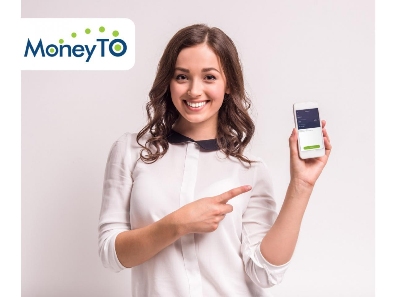 Отправляйте деньги с MoneyTO! - 2