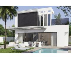 Недвижимость в Испании, Новая вилла рядом с морем от застройщика в Кампельо - Image 1