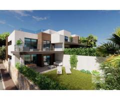 Недвижимость в Испании, Новые бунгало с видами на море от застройщика в Кумбре Дель Соль - Image 3