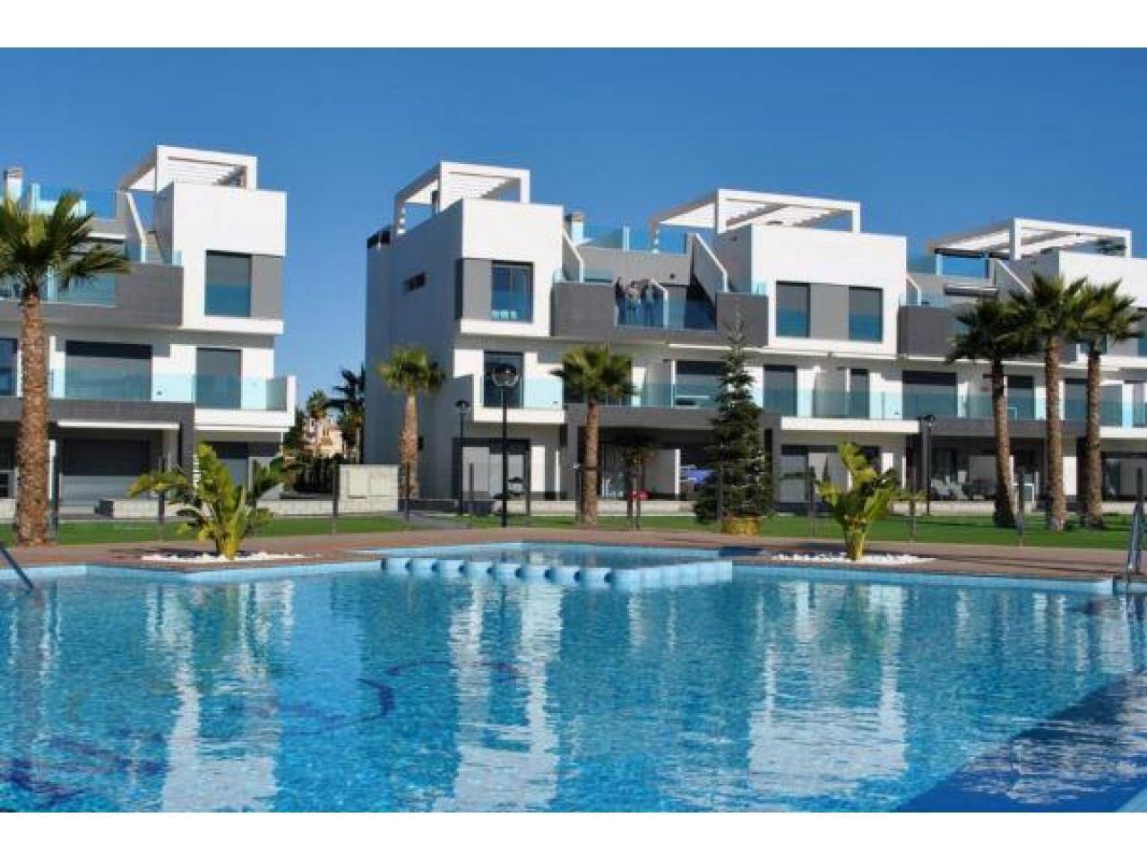 Недвижимость в Испании, Новые квартиры от застройщика в Гуардамар,Коста Бланка,Испания - 1