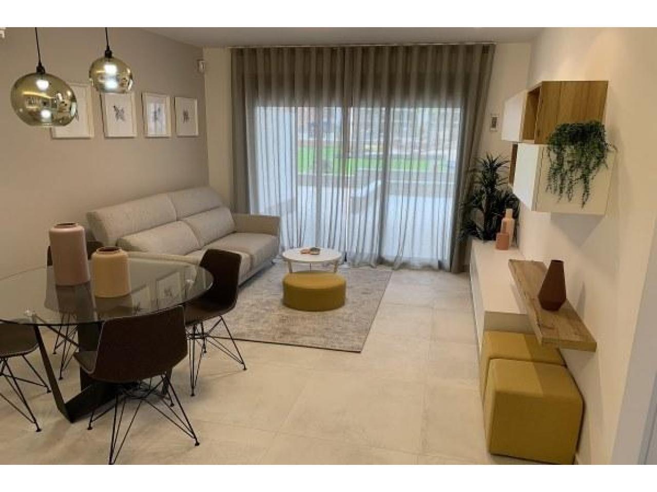 Недвижимость в Испании, Новые квартиры от застройщика в Гуардамар,Коста Бланка,Испания - 2
