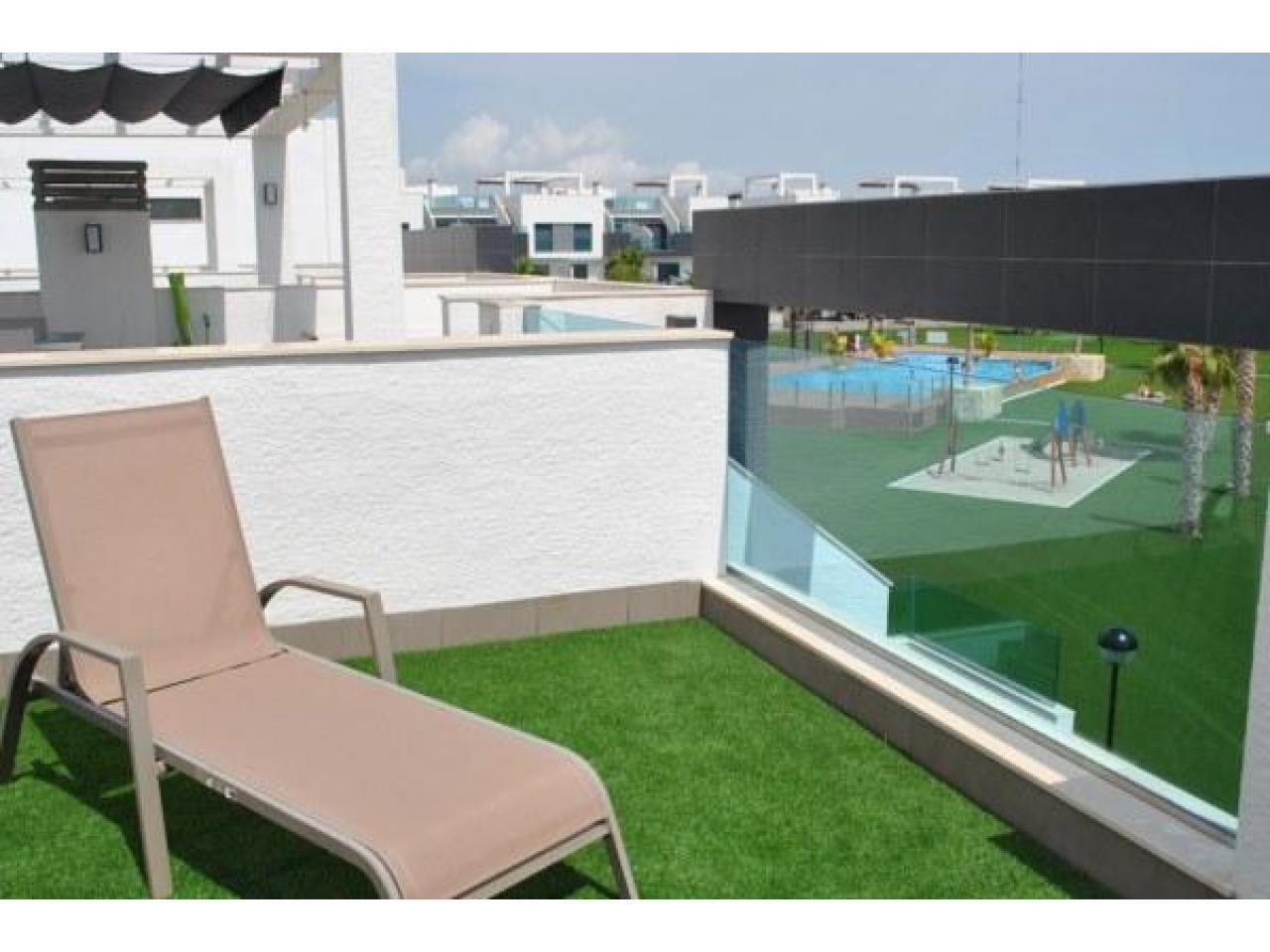 Недвижимость в Испании, Новые квартиры от застройщика в Гуардамар,Коста Бланка,Испания - 3