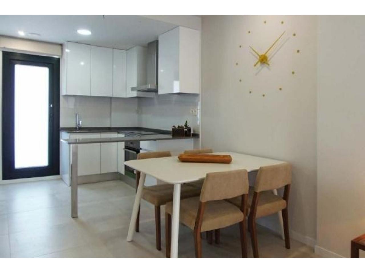 Недвижимость в Испании, Новые бунгало рядом с пляжем от застройщика в Миль Пальмерас - 5