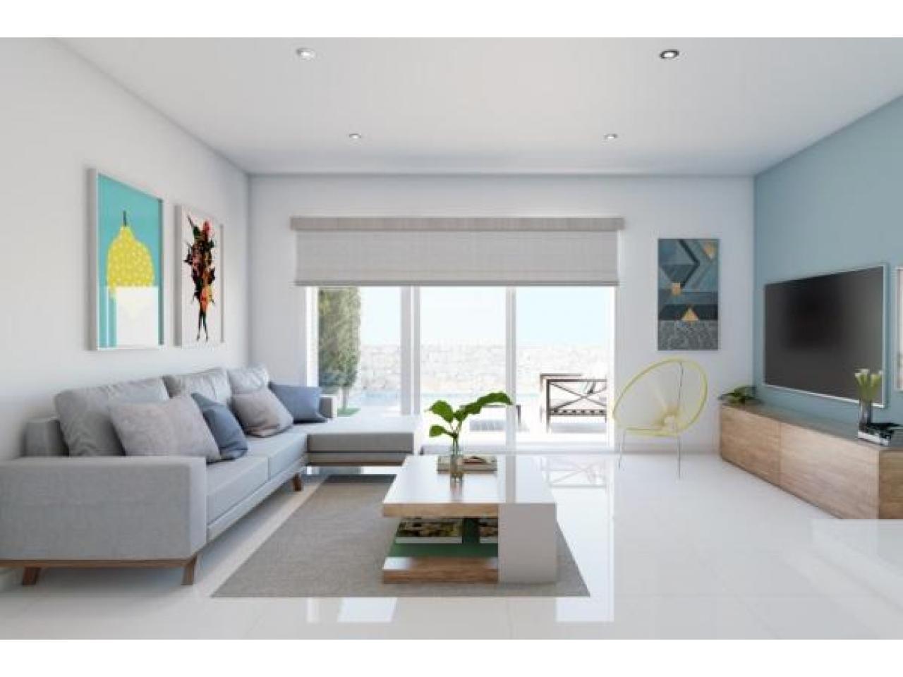 Недвижимость в Испании, Новая вилла рядом с пляжем от застройщика в Лос Алькасарес - 2
