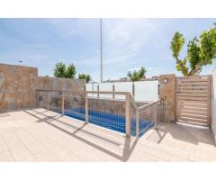 Недвижимость в Испании, Новая вилла рядом с пляжем от застройщика в Лос Алькасарес - Image 4