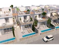 Недвижимость в Испании, Новая вилла рядом с пляжем от застройщика в Лос Алькасарес - Image 10