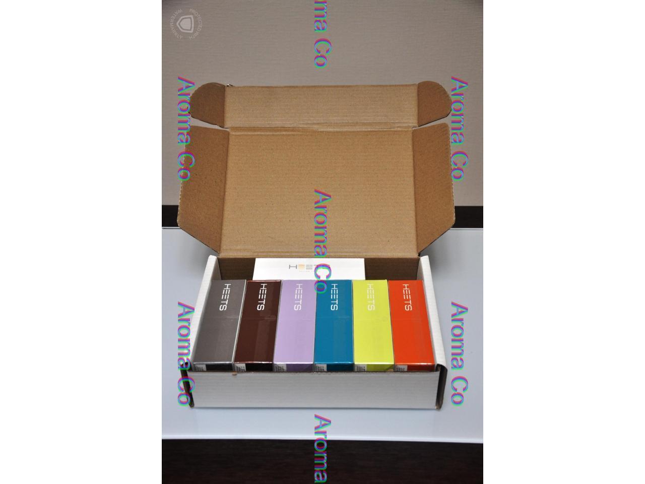 Продам стики HEETS для IQOS - 5