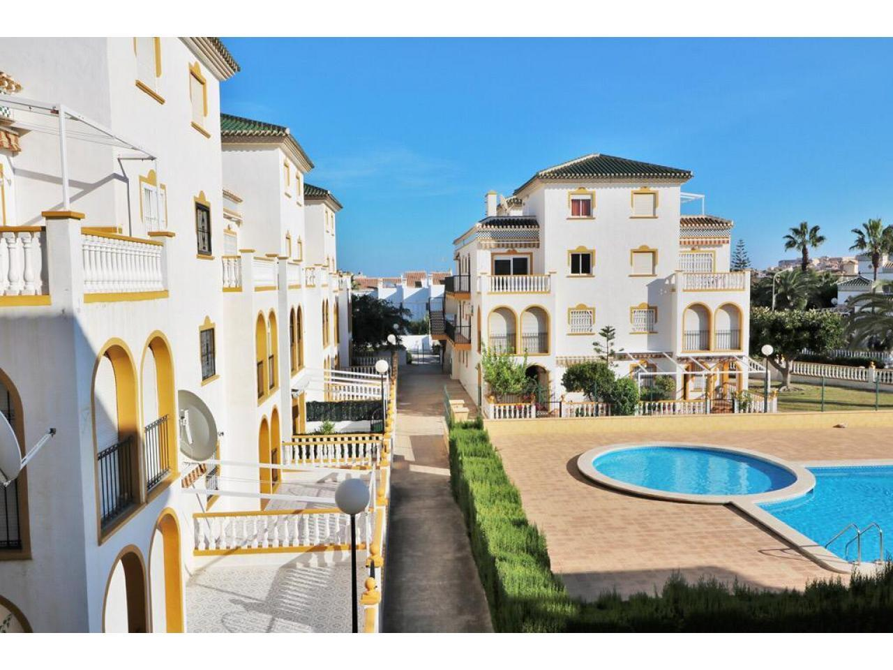 Apartment in Torrevieja, Spain for rent - 1