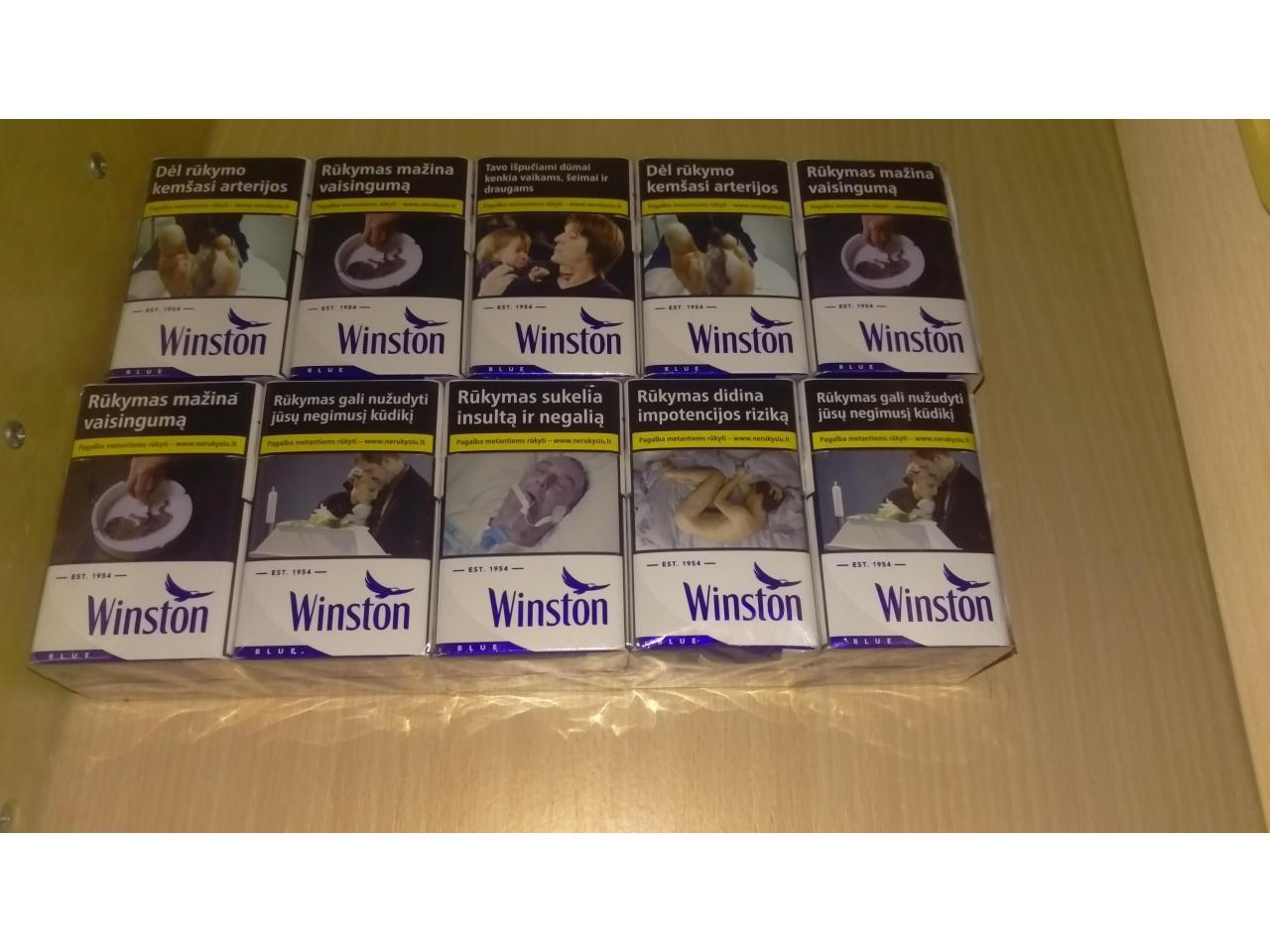 Продам сигареты в Лодоне - 1