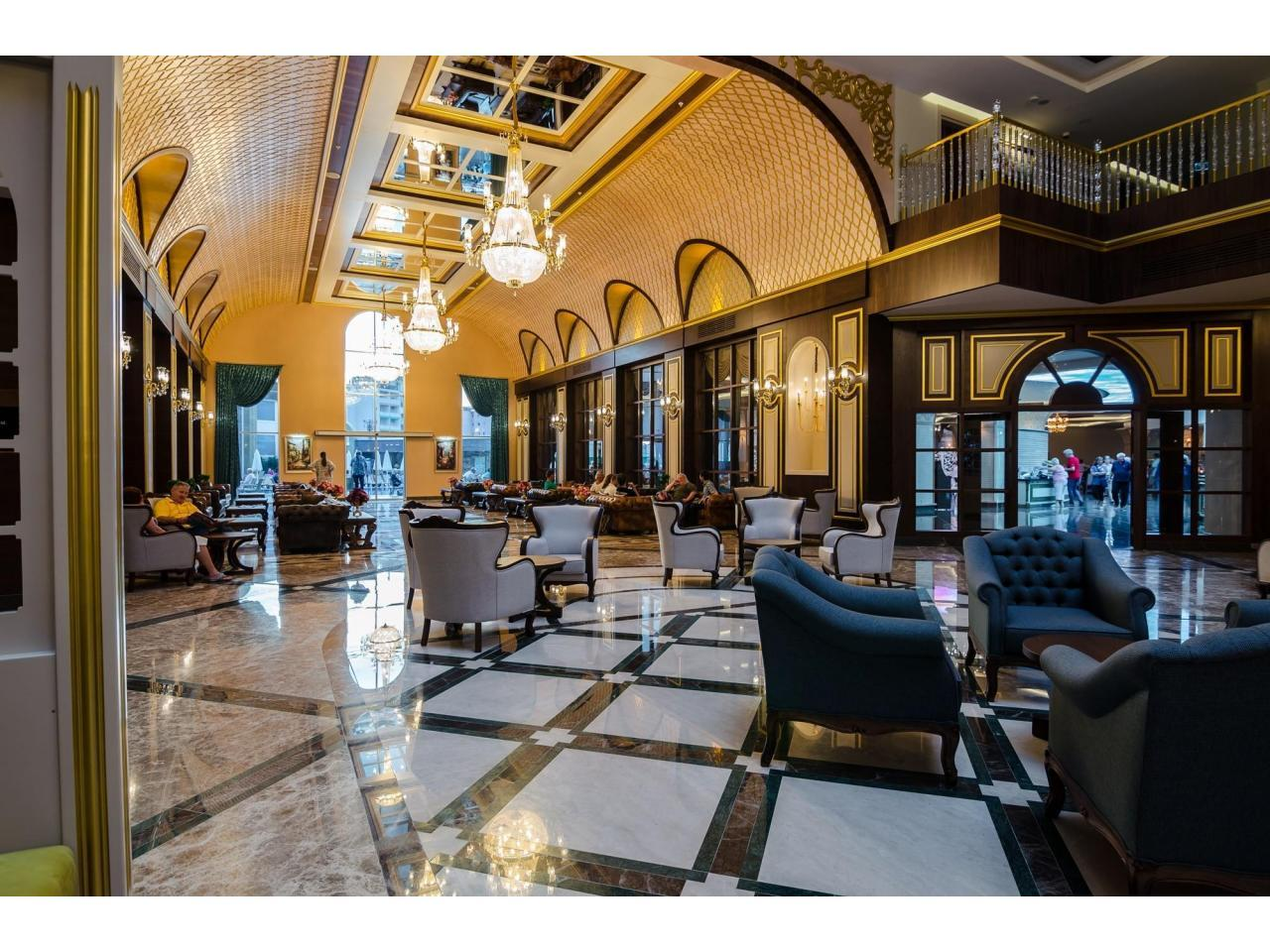 Отель 5 звезд в Турции - 5