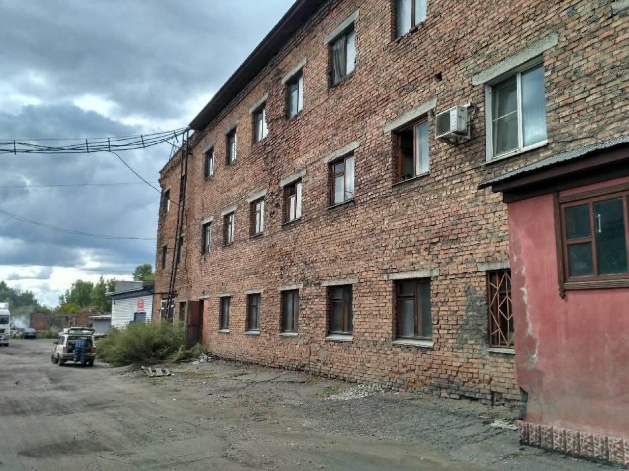 Производственно-офисное здание - 1