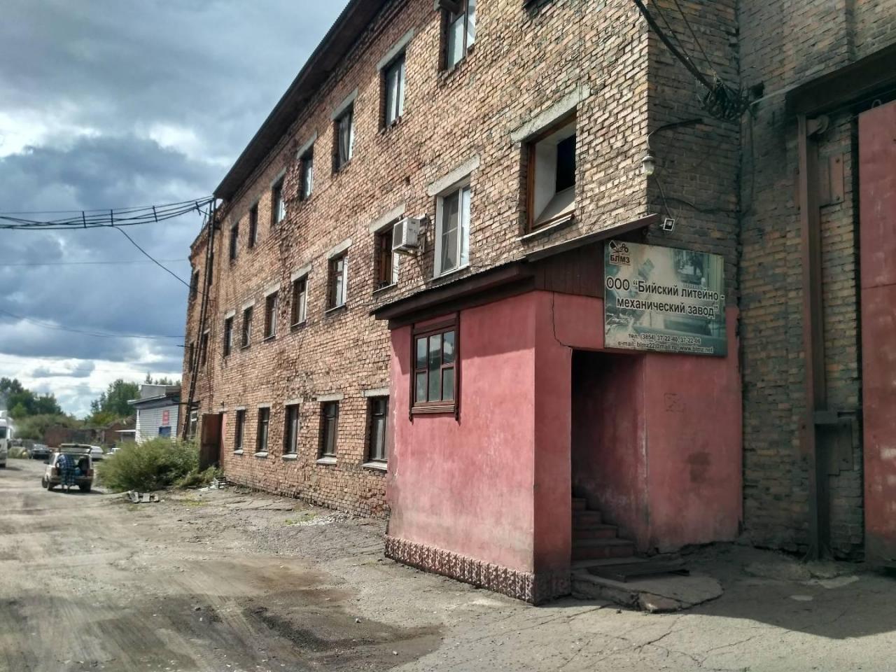 Производственно-офисное здание - 2