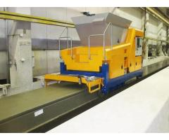 Machine for the production of hollow core slabs by extrusion - Image 3