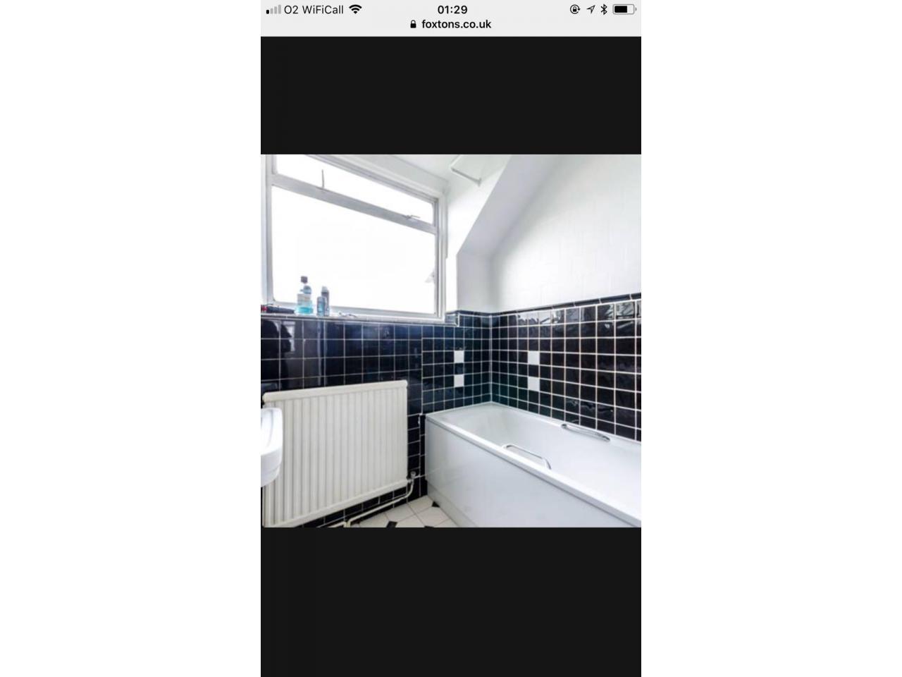 Большая чистая комната (Double) - 2