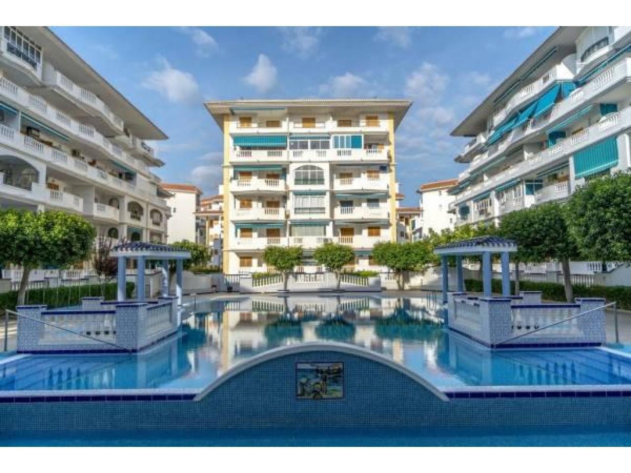 Недвижимость в Испании, Квартира рядом с пляжем в Ла Мата,Торревьеха,Коста Бланка,Испания - 1