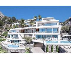 Недвижимость в Испании, Новая вилла с видами на море от застройщика в Альтеа,Коста Бланка,Испания - Image 1