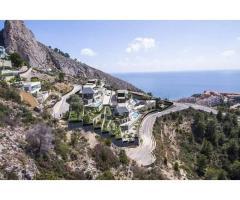 Недвижимость в Испании, Новая вилла с видами на море от застройщика в Альтеа,Коста Бланка,Испания - Image 2