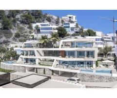 Недвижимость в Испании, Новая вилла с видами на море от застройщика в Альтеа,Коста Бланка,Испания - Image 5