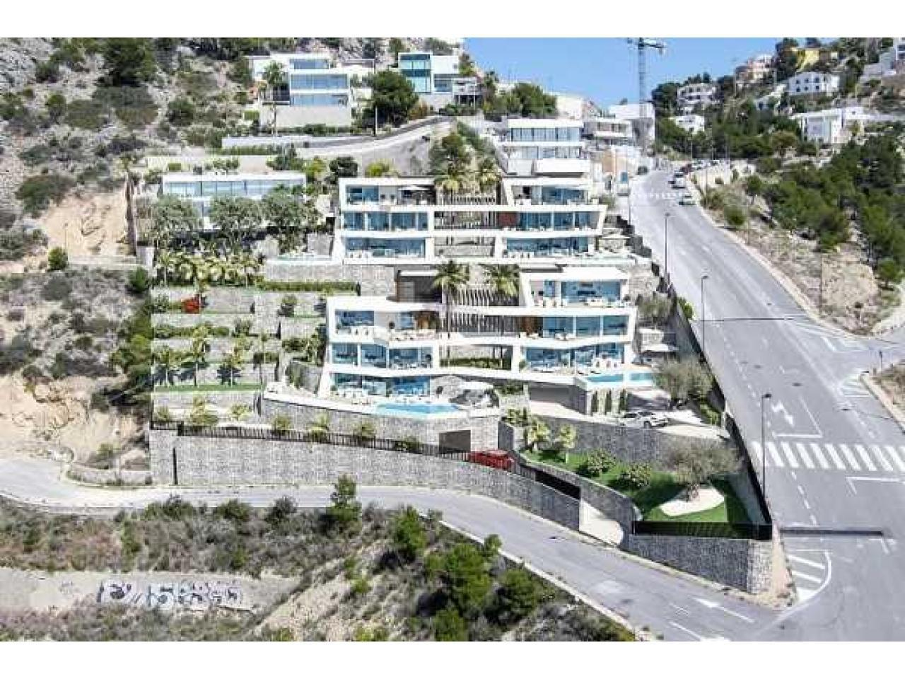 Недвижимость в Испании, Новая вилла с видами на море от застройщика в Альтеа,Коста Бланка,Испания - 7