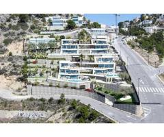 Недвижимость в Испании, Новая вилла с видами на море от застройщика в Альтеа,Коста Бланка,Испания - Image 7