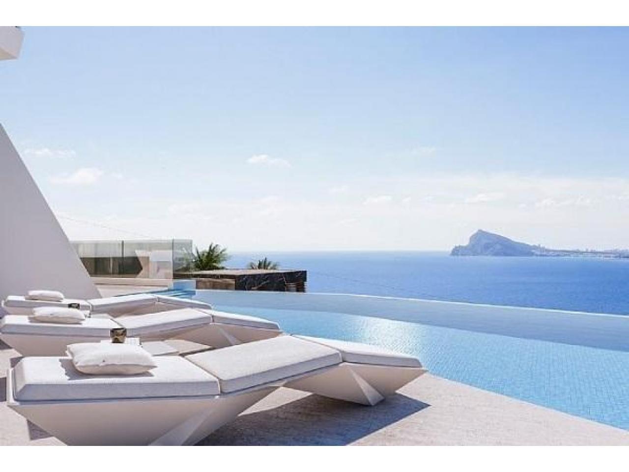 Недвижимость в Испании, Новая вилла с видами на море от застройщика в Альтеа,Коста Бланка,Испания - 10