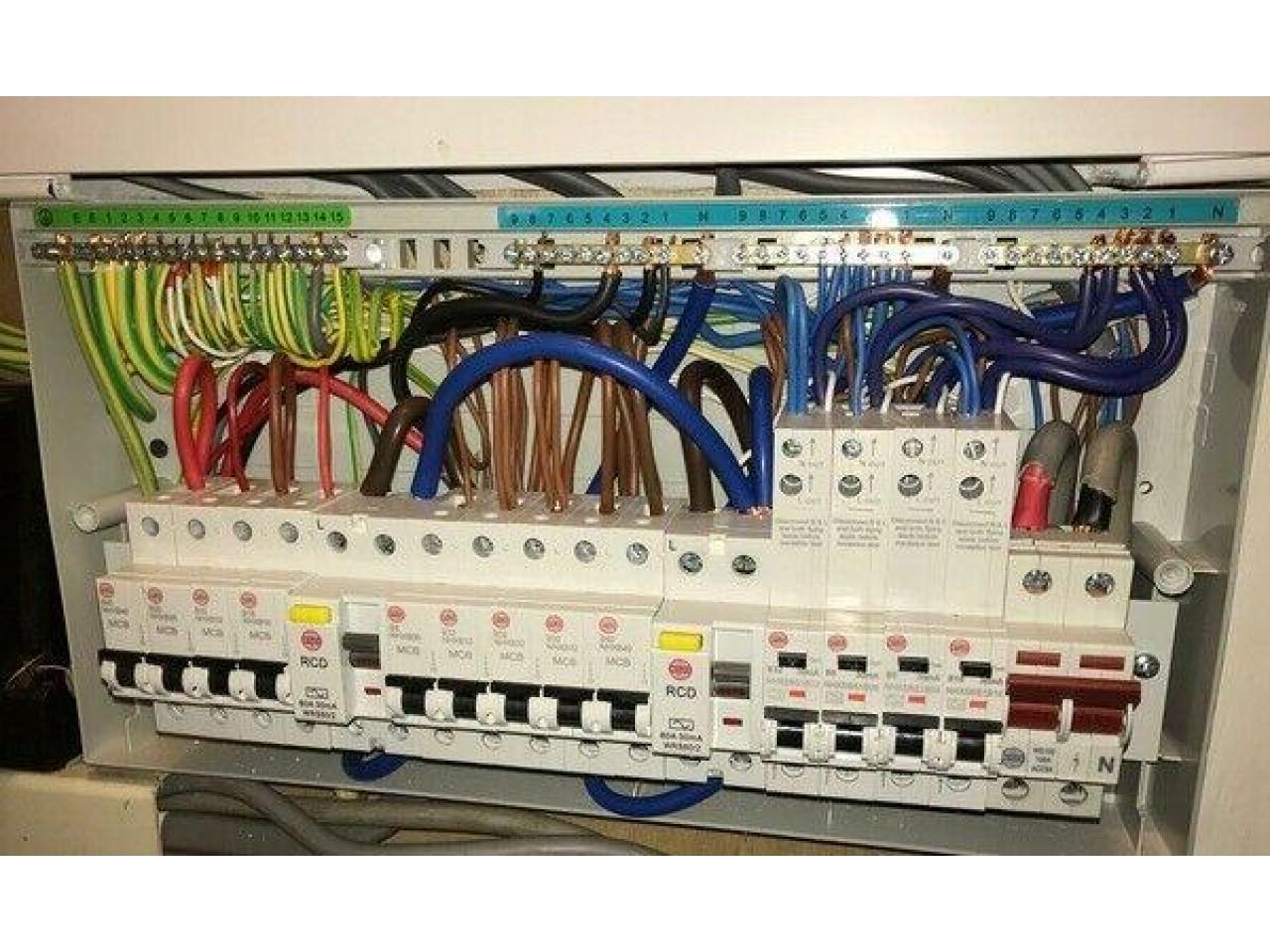 Электрик -Newham, Redbridge, Romford, Dagenham - 3