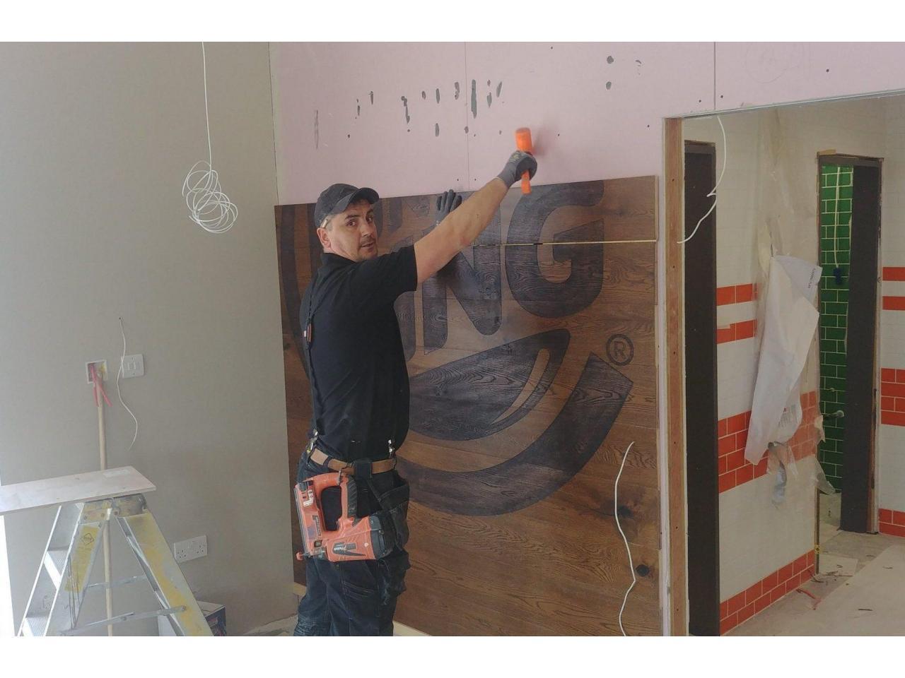 Carpenter-shopfitter ищет работу - 1