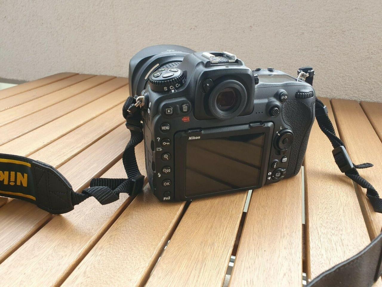 Nikon D500 камера в идеальном состоянии для продажи - 2