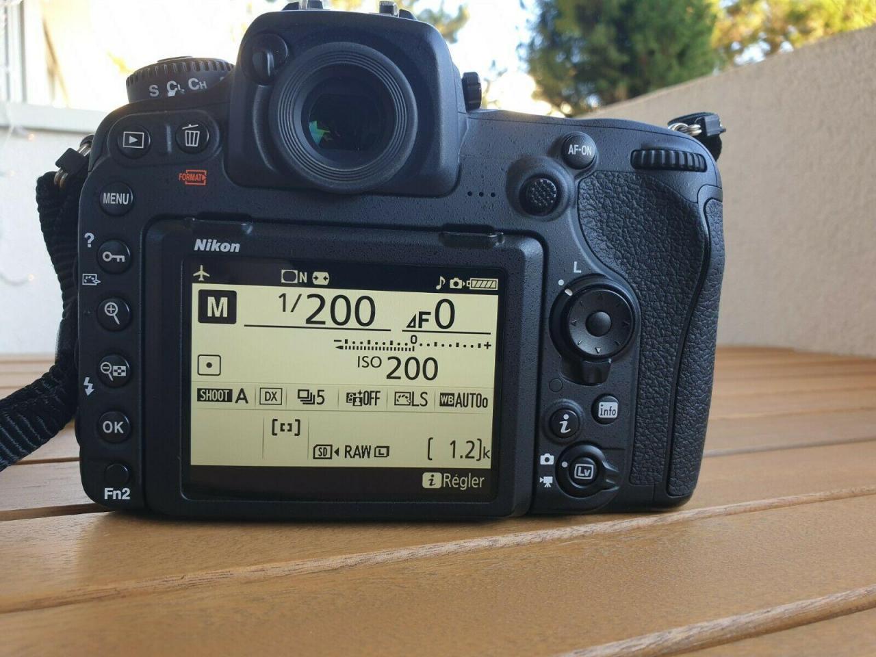 Nikon D500 камера в идеальном состоянии для продажи - 5
