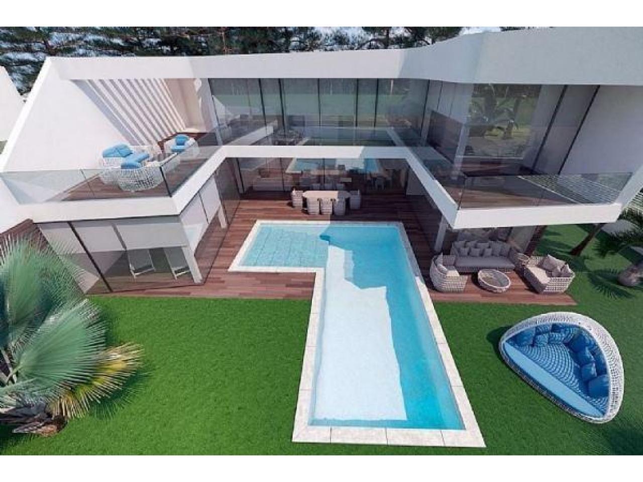Недвижимость в Испании, Новая вилла рядом с морем от застройщика в Альтеа,Коста Бланка,Испания - 3