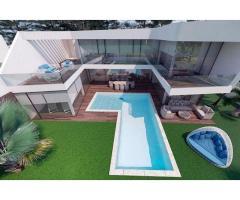 Недвижимость в Испании, Новая вилла рядом с морем от застройщика в Альтеа,Коста Бланка,Испания - Image 3