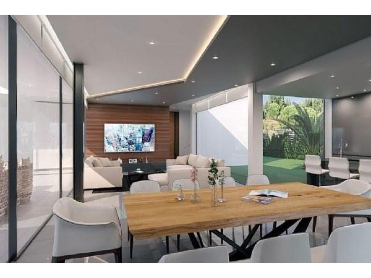 Недвижимость в Испании, Новая вилла рядом с морем от застройщика в Альтеа,Коста Бланка,Испания - 6