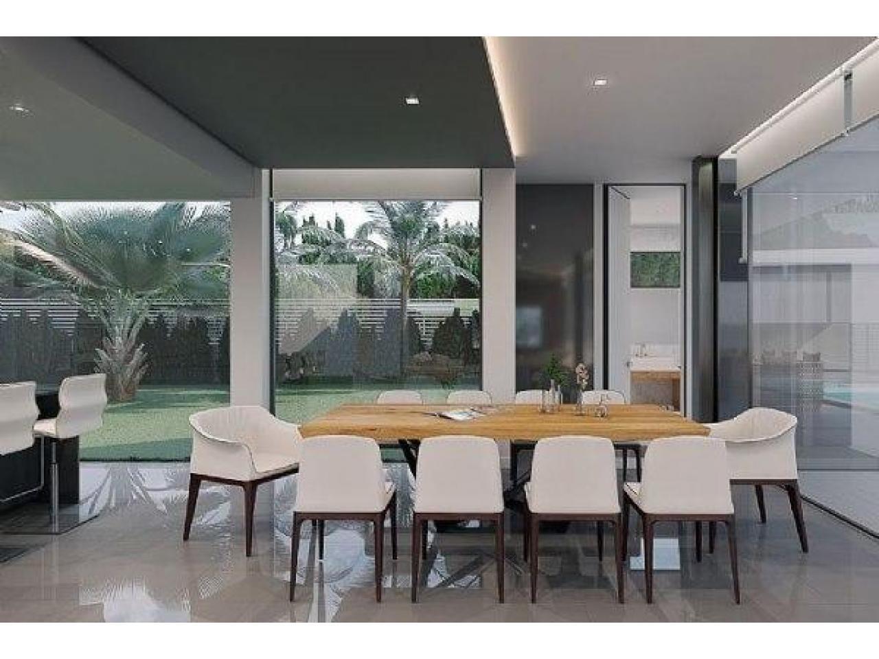 Недвижимость в Испании, Новая вилла рядом с морем от застройщика в Альтеа,Коста Бланка,Испания - 7