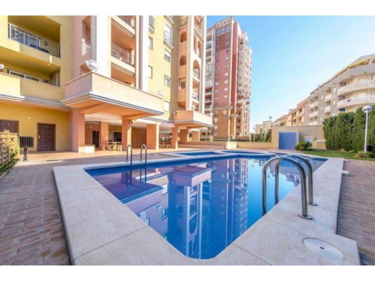 Недвижимость в Испании, Квартира с видом на море в Торревьеха,Коста Бланка,Испания - 3