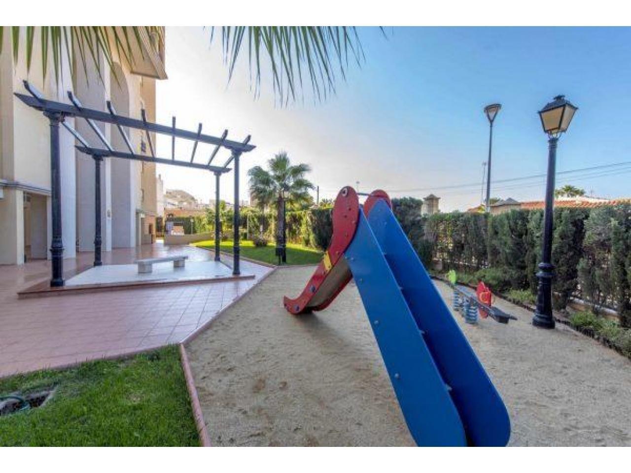 Недвижимость в Испании, Квартира с видом на море в Торревьеха,Коста Бланка,Испания - 9