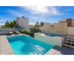 Недвижимость в Испании, Новая вилла рядом с пляжем от застройщика в Торревьеха,Коста Бланка,Испания - Image 4