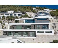 Недвижимость в Испании, Новая вилла с видами на море от застройщика в Венисса,Коста Бланка,Испания - Image 1