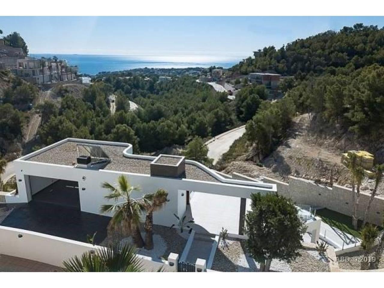 Недвижимость в Испании, Новая вилла с видами на море от застройщика в Венисса,Коста Бланка,Испания - 3