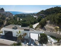 Недвижимость в Испании, Новая вилла с видами на море от застройщика в Венисса,Коста Бланка,Испания - Image 3
