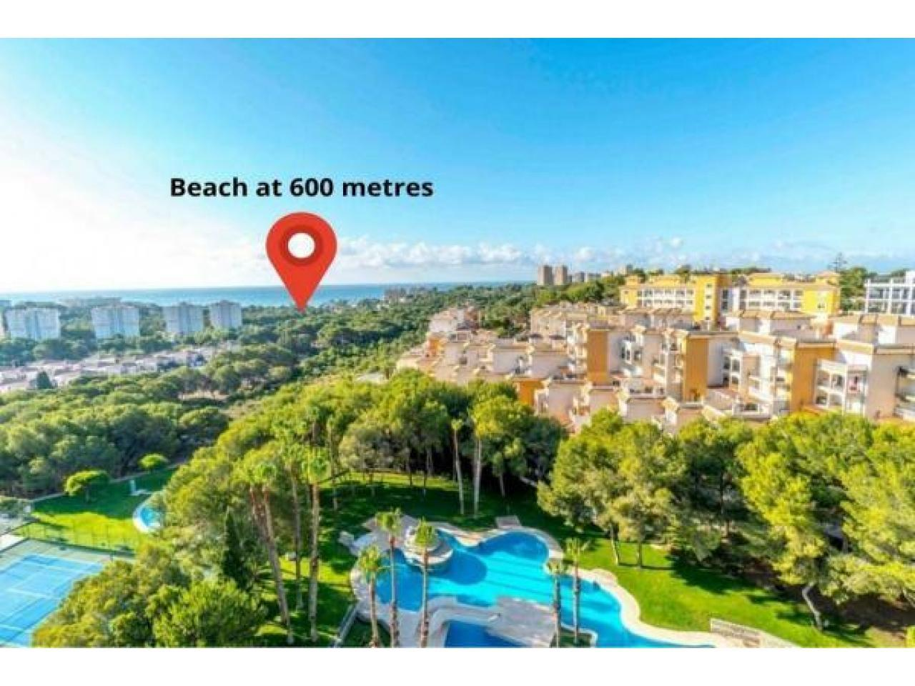 Недвижимость в Испании, Квартира с видами на море в Кампоамор,Коста Бланка,Испания - 4
