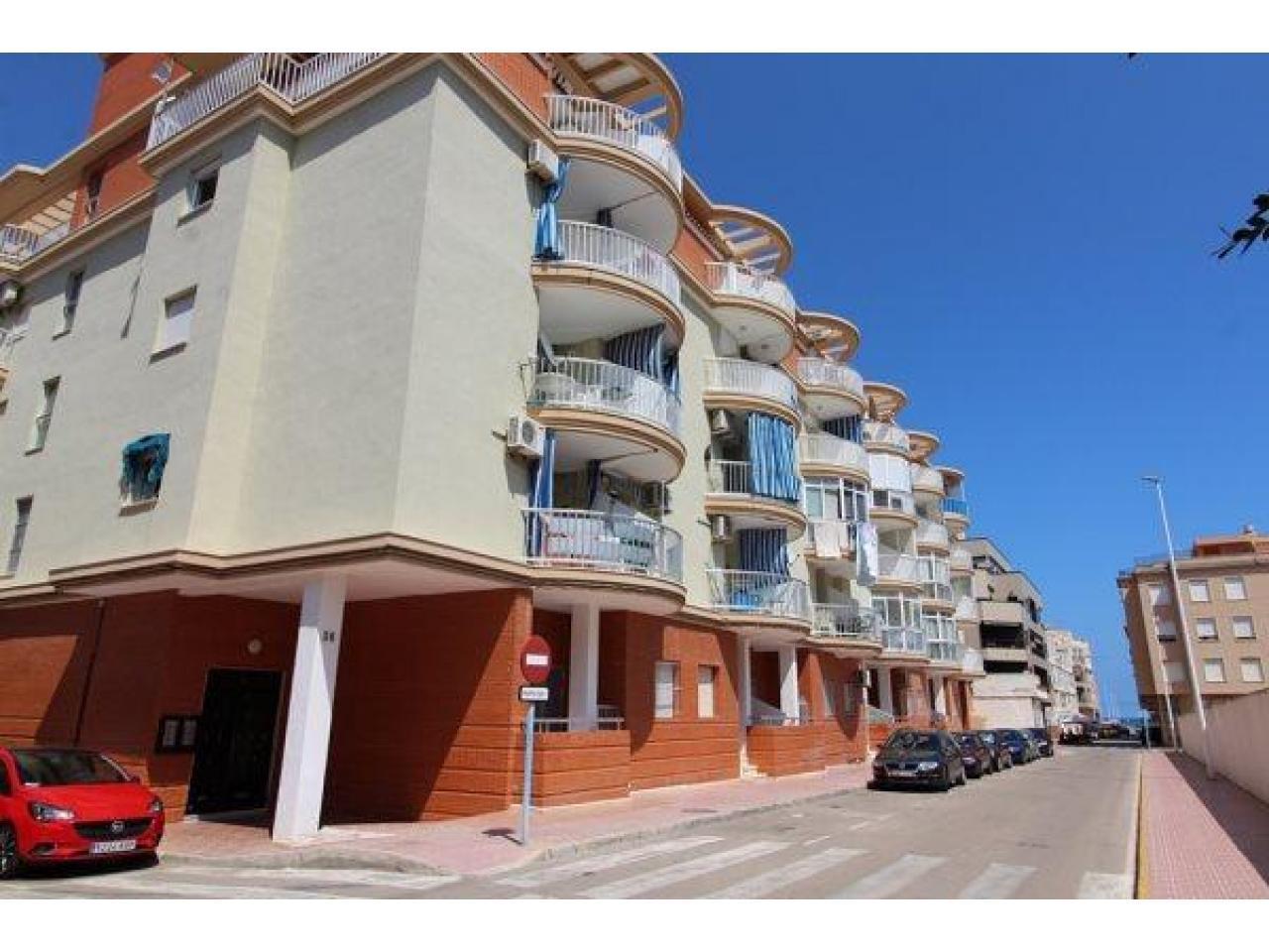 Недвижимость в Испании, Квартира с видами на море в Ла Мата,Коста Бланка,Испания - 1