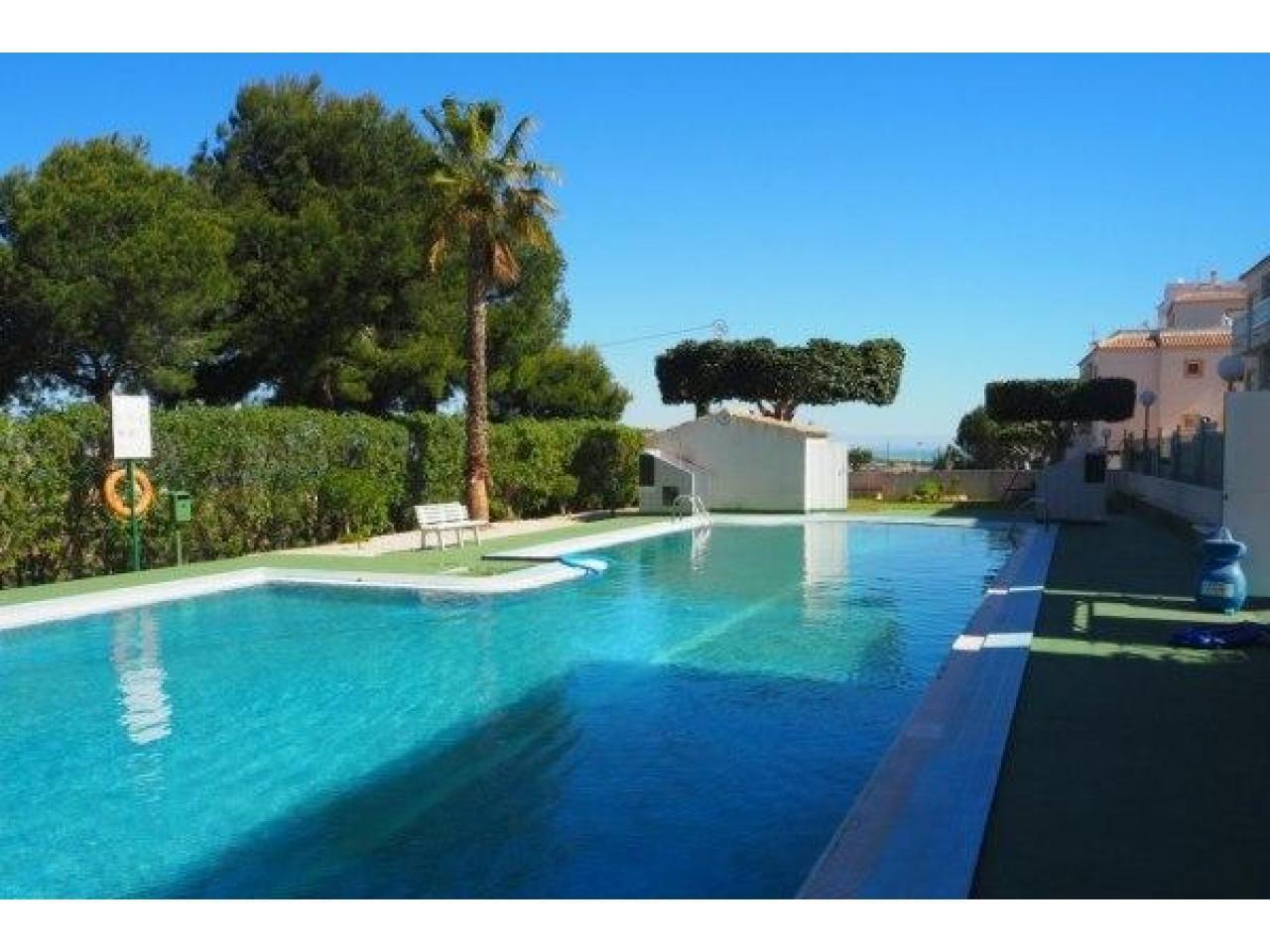 Недвижимость в Испании, Квартира c видами на море в Торревьеха,Коста Бланка,Испания - 3