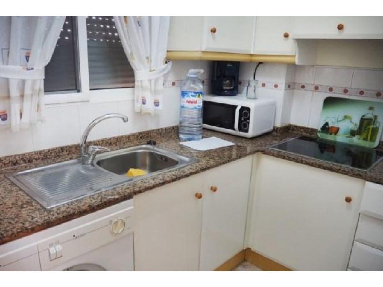 Недвижимость в Испании, Квартира c видами на море в Торревьеха,Коста Бланка,Испания - 6