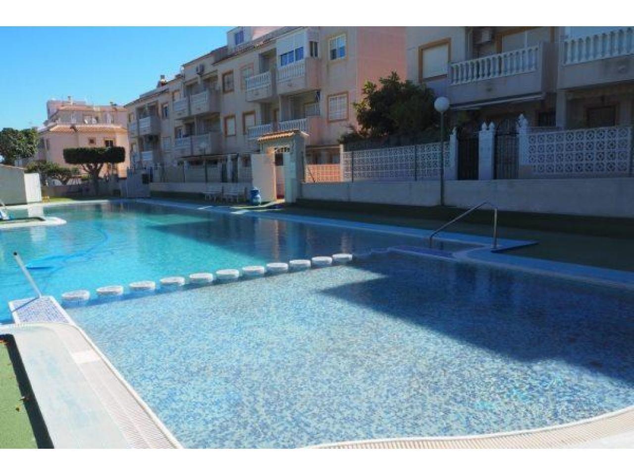 Недвижимость в Испании, Квартира c видами на море в Торревьеха,Коста Бланка,Испания - 10