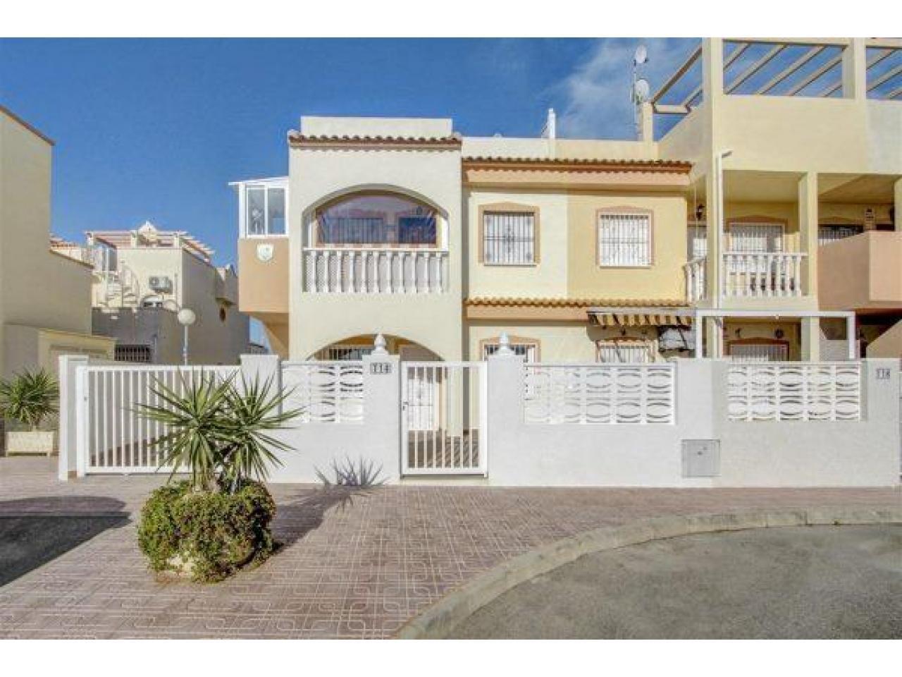 Недвижимость в Испании, Бунгало в Ориуэла Коста,Коста Бланка,Испания - 10