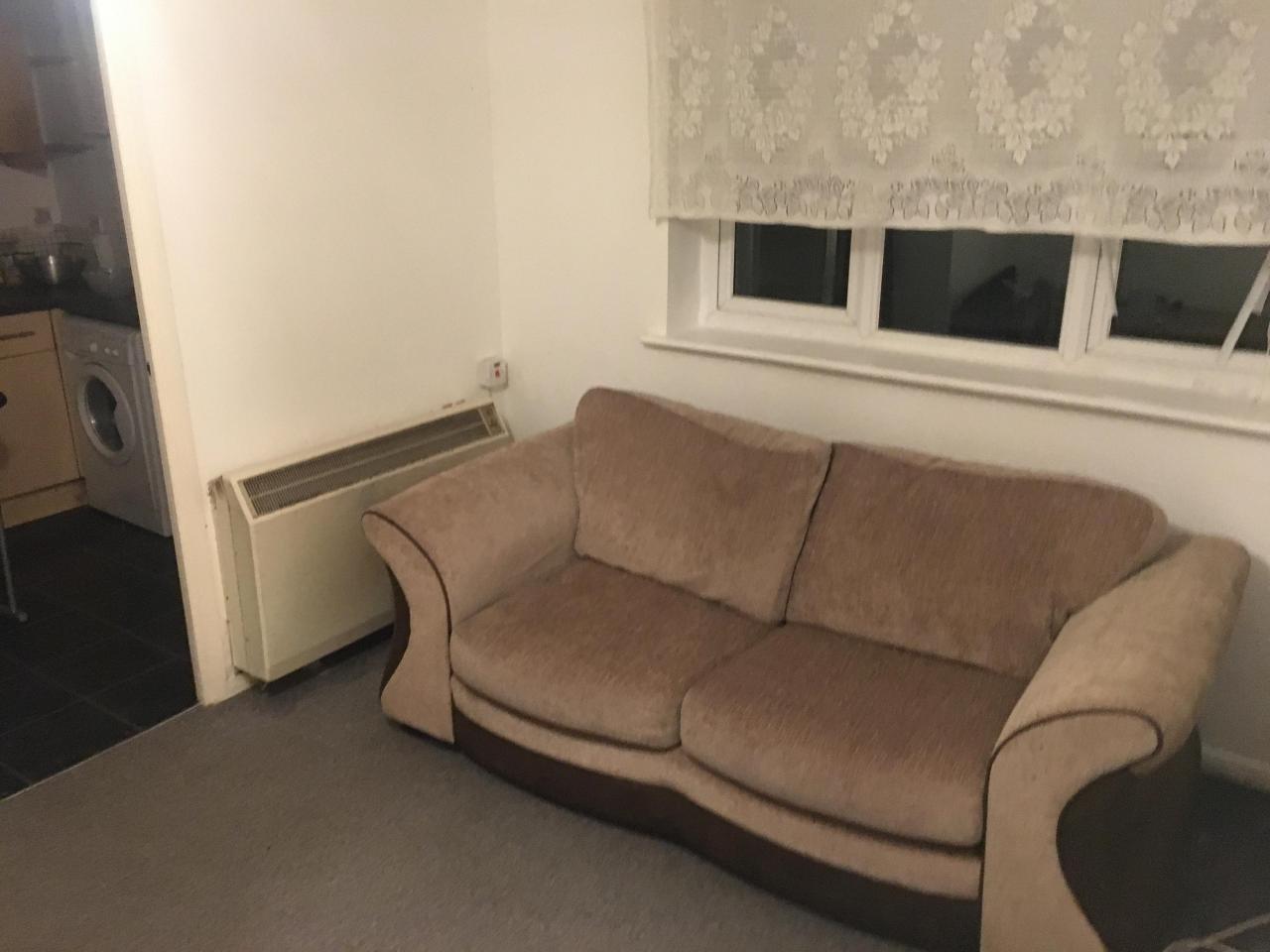 Сдаётся однокомнатная квартира на Западе Лондона £800 в месяц - 7