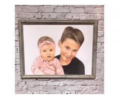 Портреты по фото на заказ - Image 1