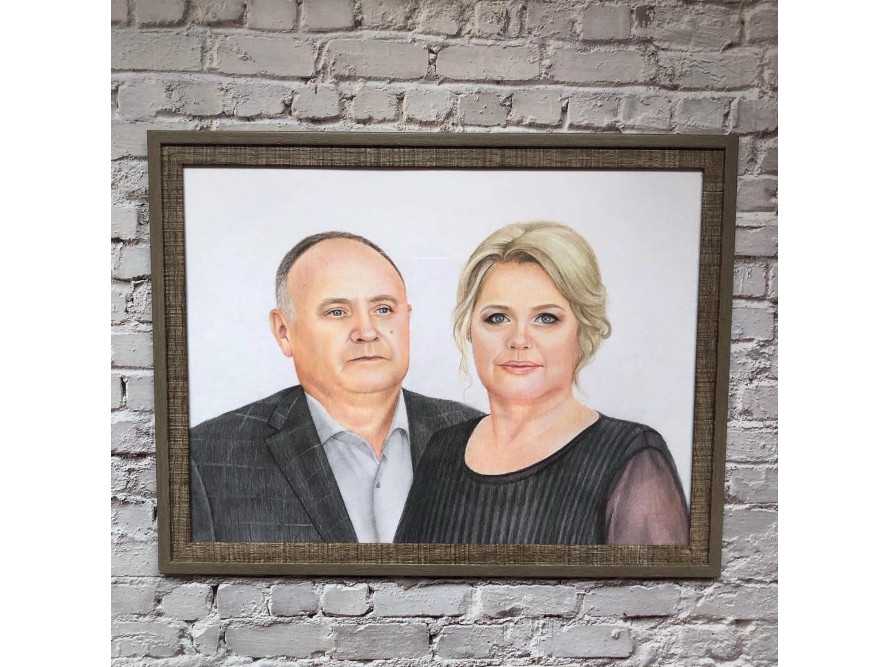 Портреты по фото на заказ - 5